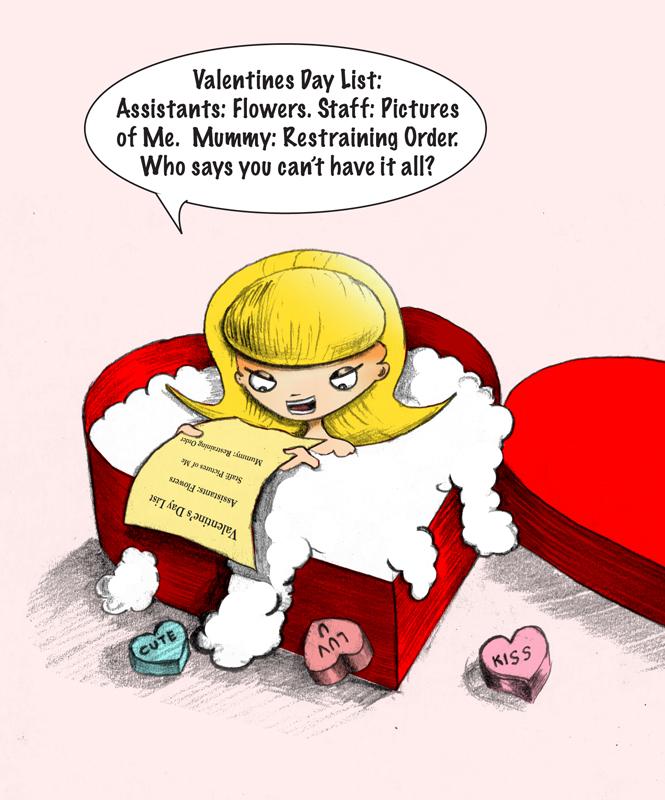 The Littlest Bitch Valentine
