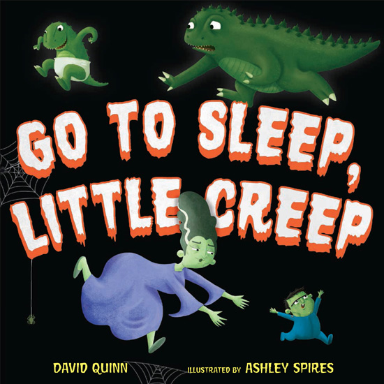 Go To Sleep Little Creep cover